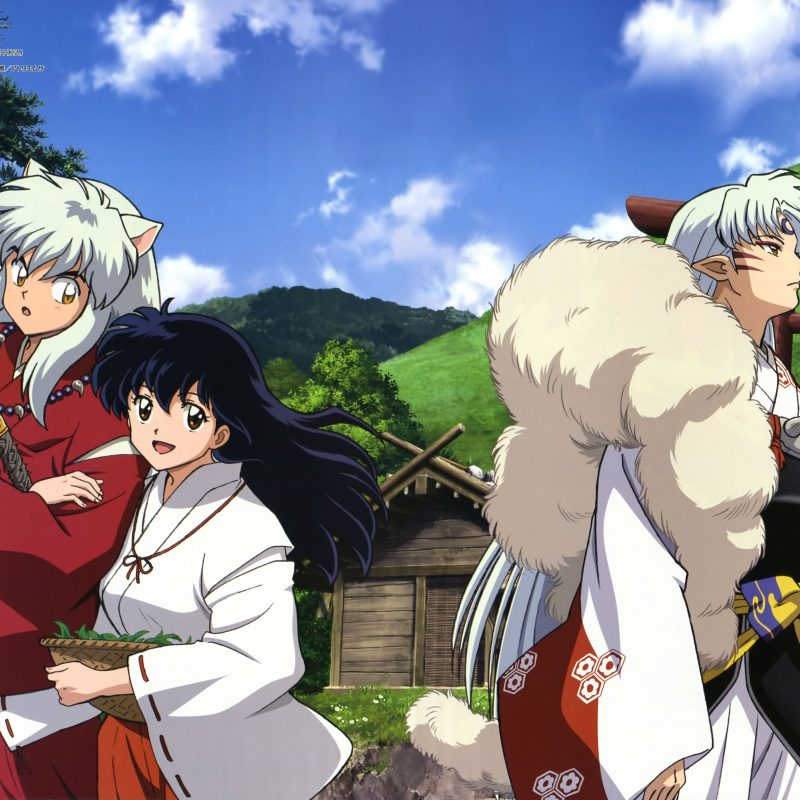 10 New Inuyasha And Kagome Wallpaper FULL HD 1080p For PC Desktop 2021 free download inuyasha 4k ultra hd wallpaper and background image 4000x2829 id 800x800