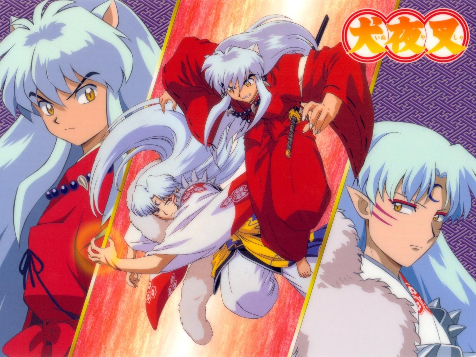 inuyasha and sesshomaru wallpaper | anime | pinterest | anime
