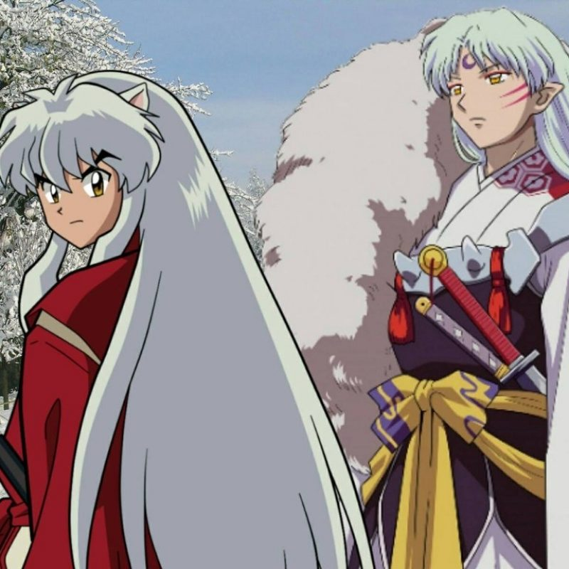 10 New Inuyasha And Sesshomaru Wallpaper FULL HD 1080p For PC Desktop 2018 free download inuyasha and sesshomaru wallpaperinucoso on deviantart 800x800