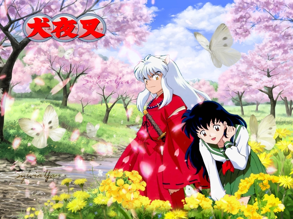 10 New Inuyasha And Kagome Wallpaper FULL HD 1080p For PC