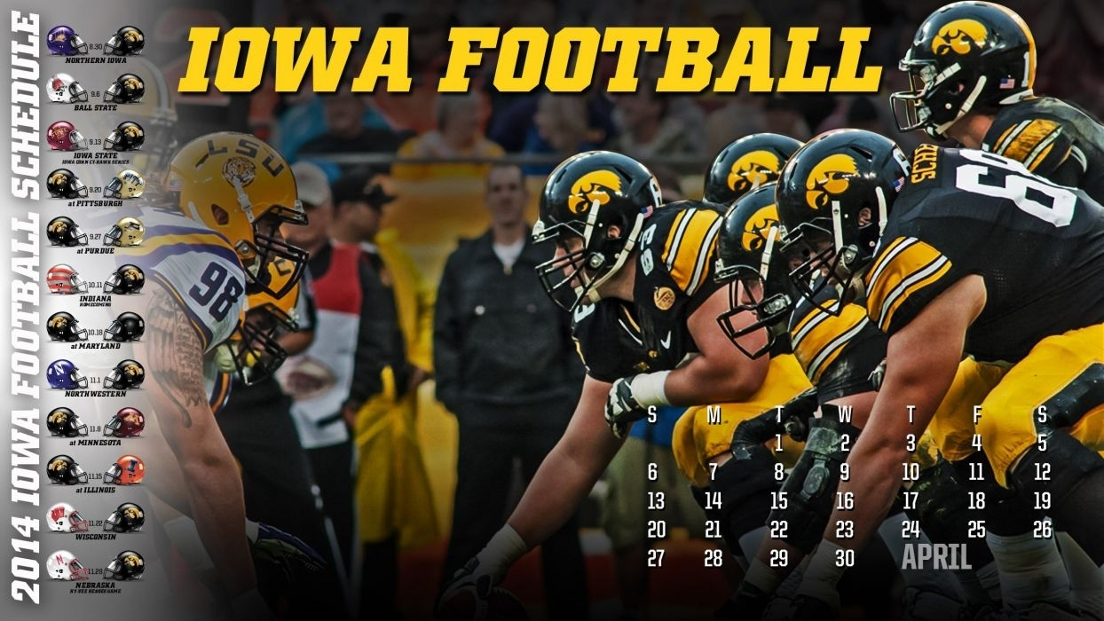iowa hawkeyes college football wallpaper   2400x1350   597205
