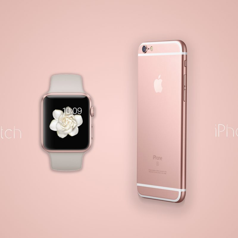10 Best Iphone 6S Rose Gold Wallpaper FULL HD 1920×1080 For PC Desktop 2018 free download iphone 6s and apple watch rose gold e29da4 4k hd desktop wallpaper for 800x800