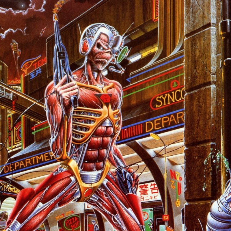 10 New Iron Maiden Somewhere In Time Wallpaper FULL HD 1080p For PC Desktop 2018 free download iron maiden somewhere in time full hd fond decran and arriere plan 800x800