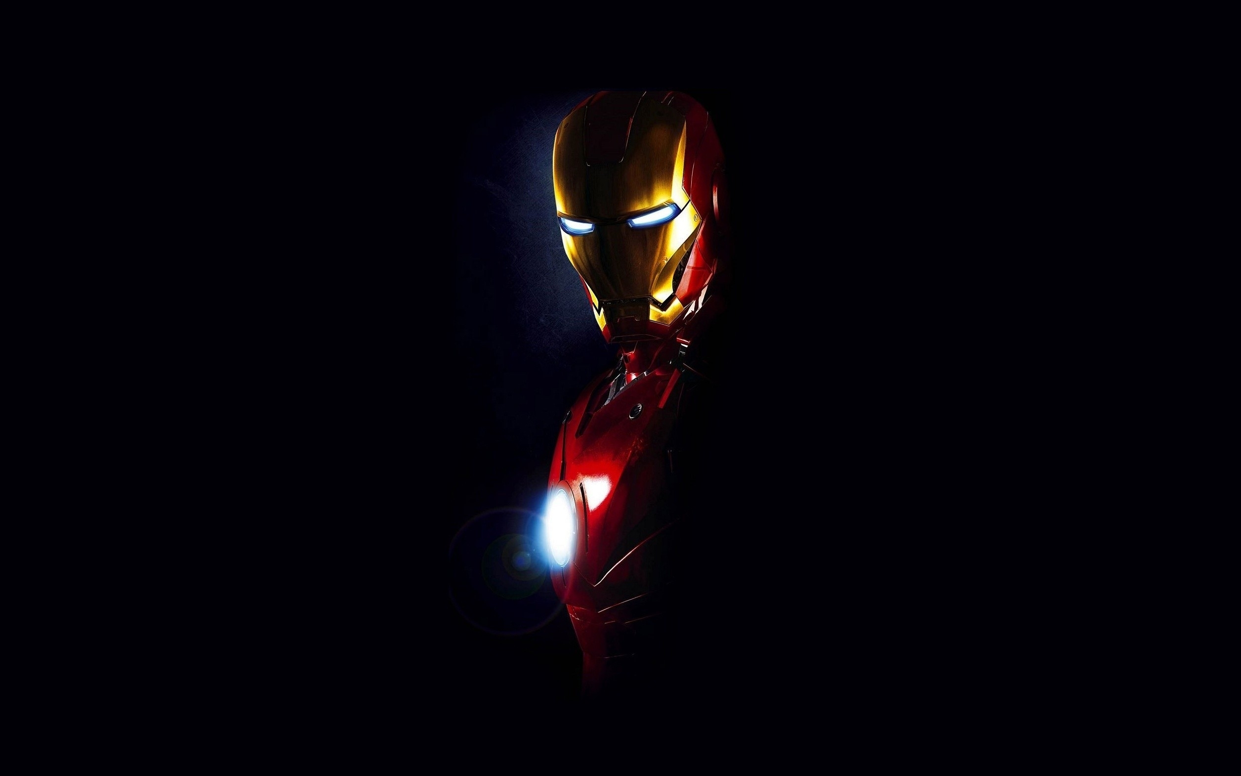 iron man 2 films fond noir papier peint | allwallpaper.in #12631