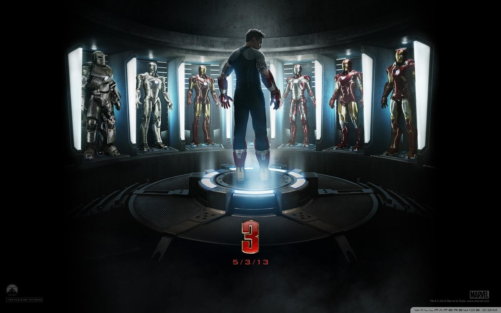 10 Most Popular Iron Man Suits Wallpaper FULL HD 1920×1080