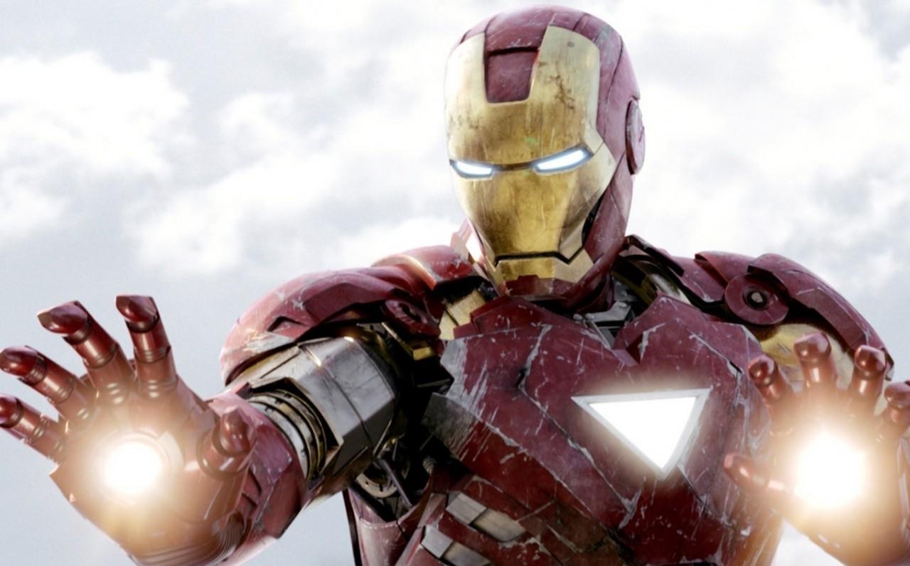 is elon musk building an iron man suit?