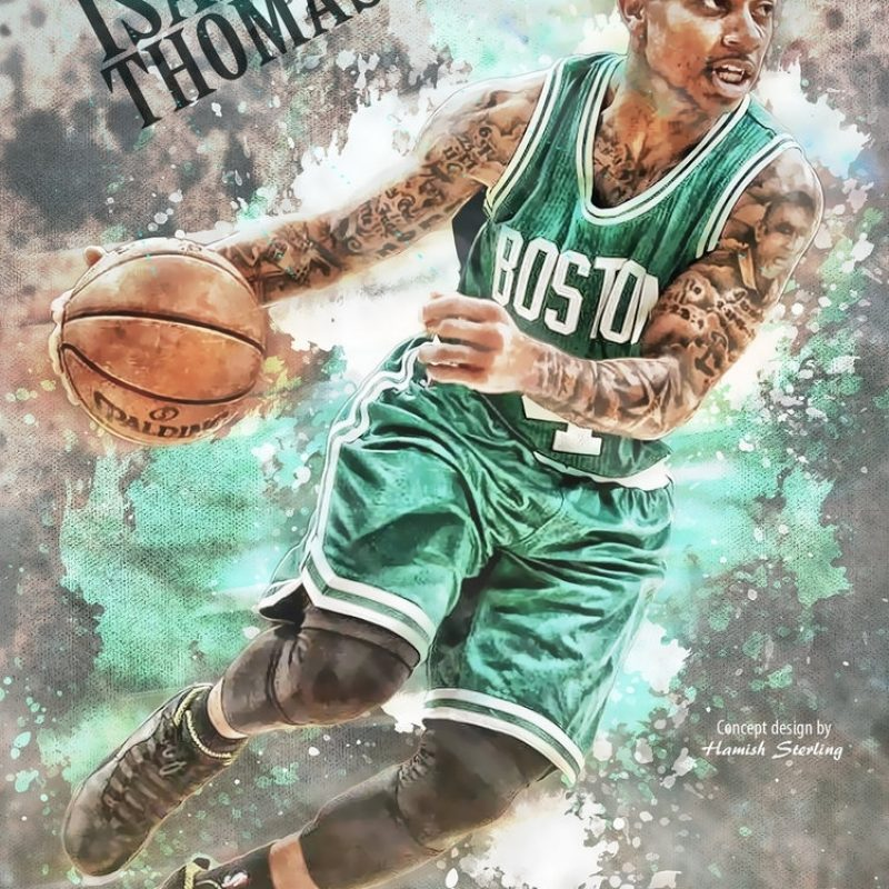 10 New Isaiah Thomas Celtics Wallpaper FULL HD 1920×1080 For PC Desktop 2018 free download isaiah thomas wallpaperhps74 on deviantart 800x800
