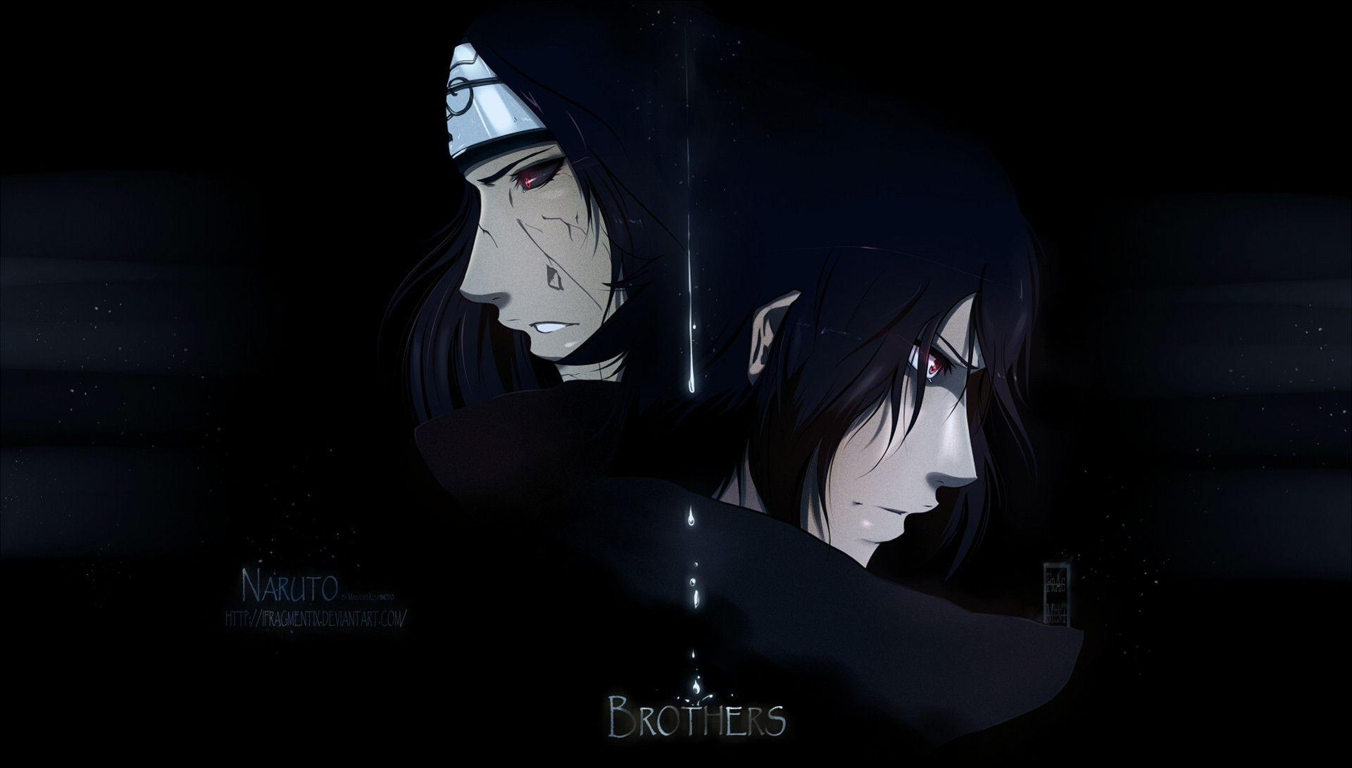 itachi sasuke wallpapers - wallpaper cave