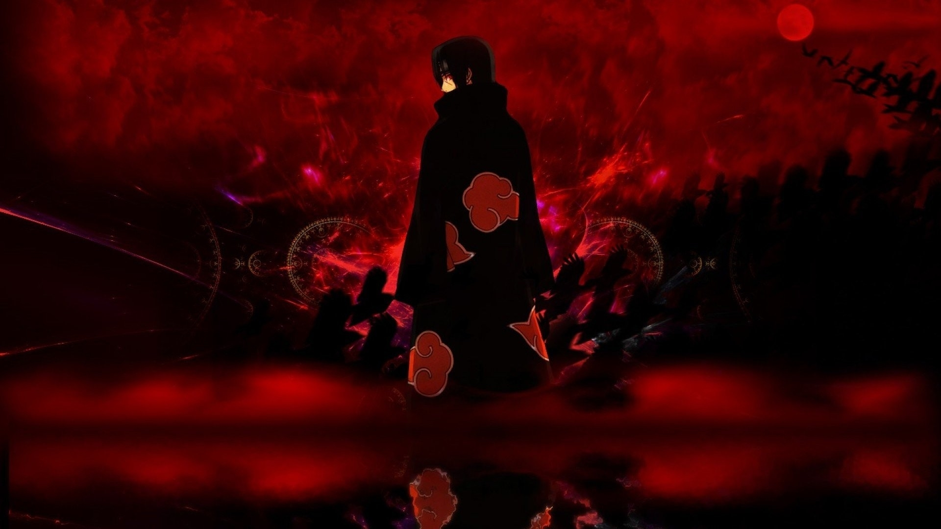 itachi uchiha wallpaper ·① download free awesome backgrounds for
