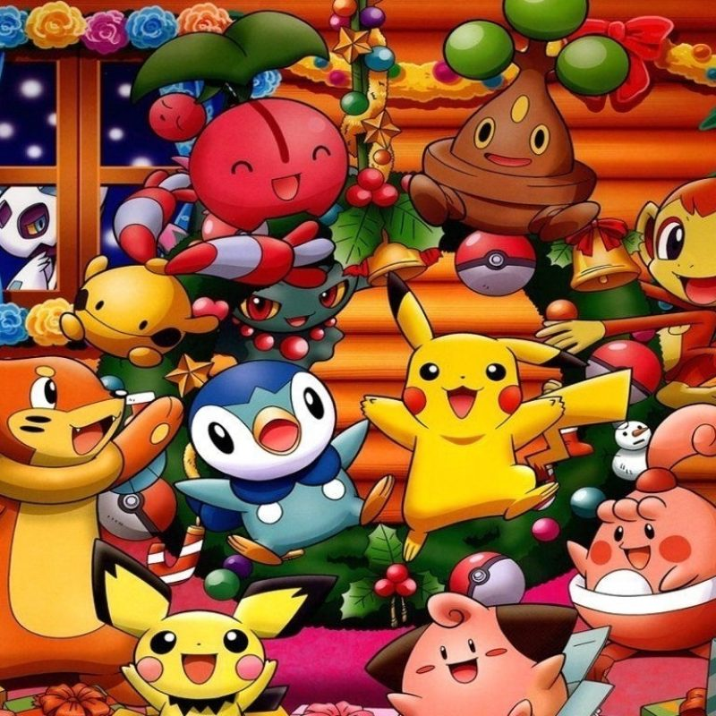 10 Most Popular Pokemon Christmas Wallpaper Hd FULL HD 1080p For PC Desktop 2018 free download its a pokemon christmas geeky christmas pinterest pokemon and 800x800