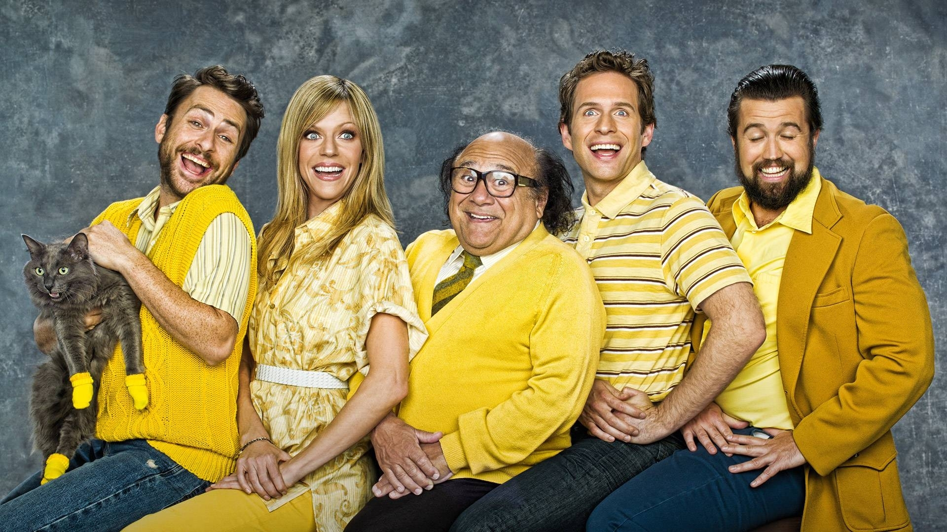 it's always sunny in philadelphia full hd wallpaper and background
