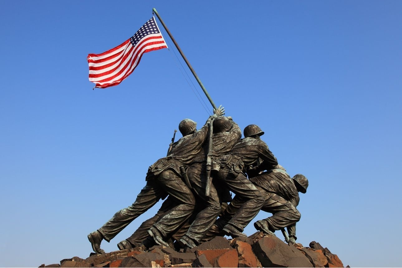 iwo jima wallpapers wallpaper 1920×1080 raising the flag on iwo jima