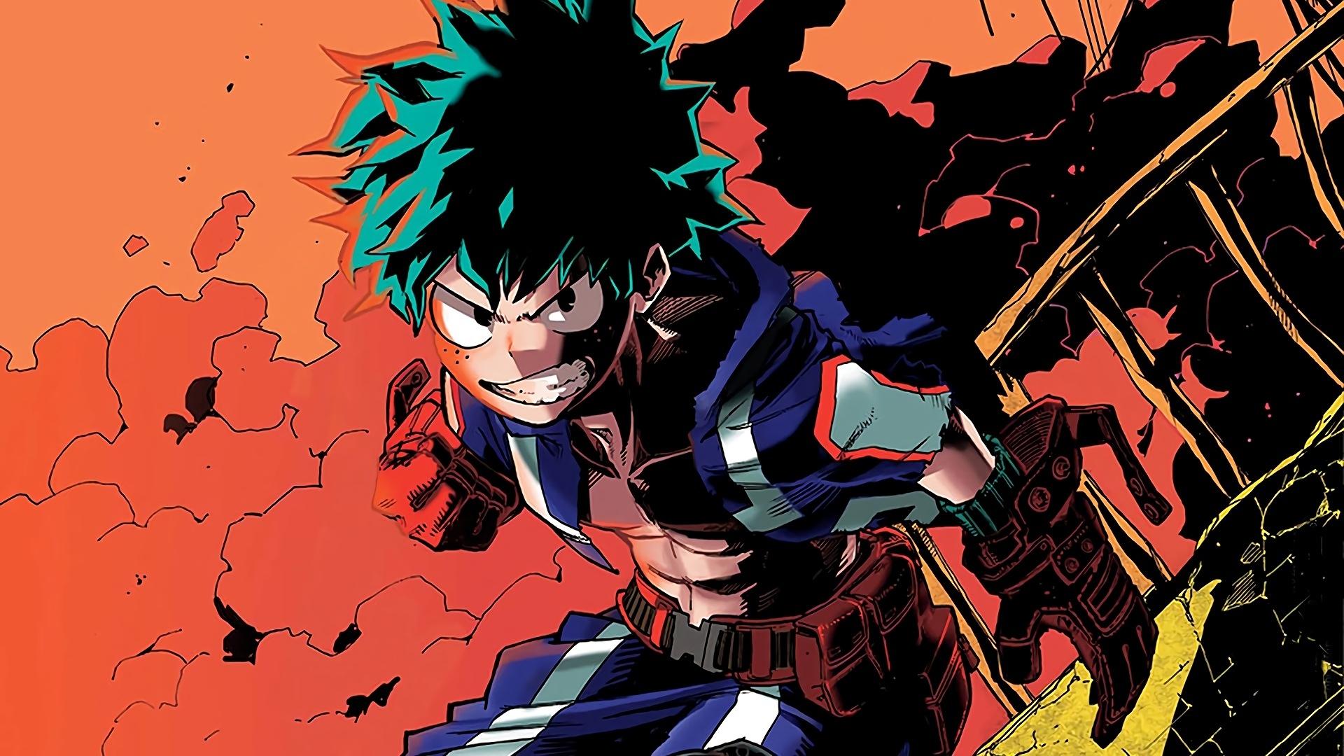 izuku midoriya boku no hero academia wallpaper #30193