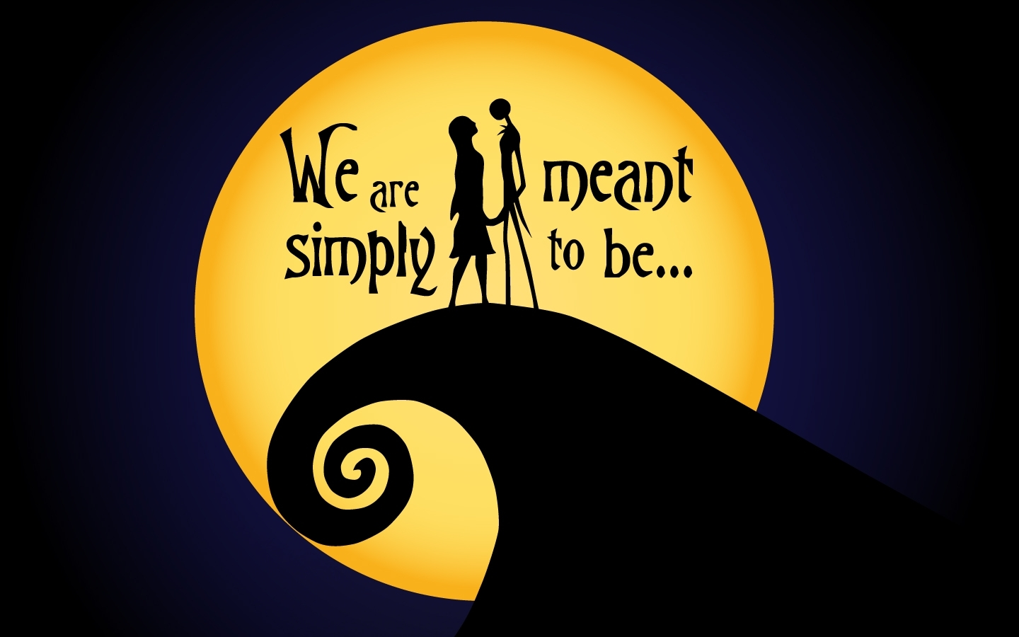 jack and sally wallpapers group (64+)