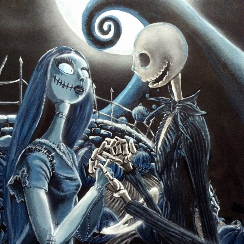 10 Latest Jack And Sally Wallpapers FULL HD 1920×1080 For PC Background 2018 free download jack and sallygreyfoxdie85 deviantart on deviantart all 800x800