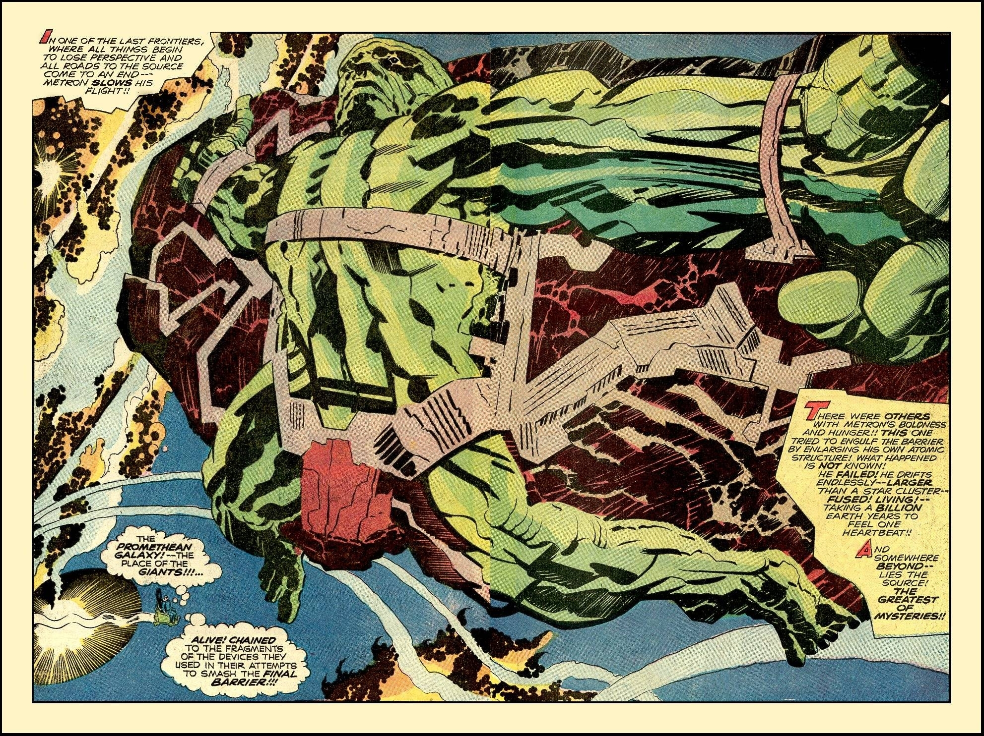 jack kirby wallpapers - wallpaper cave