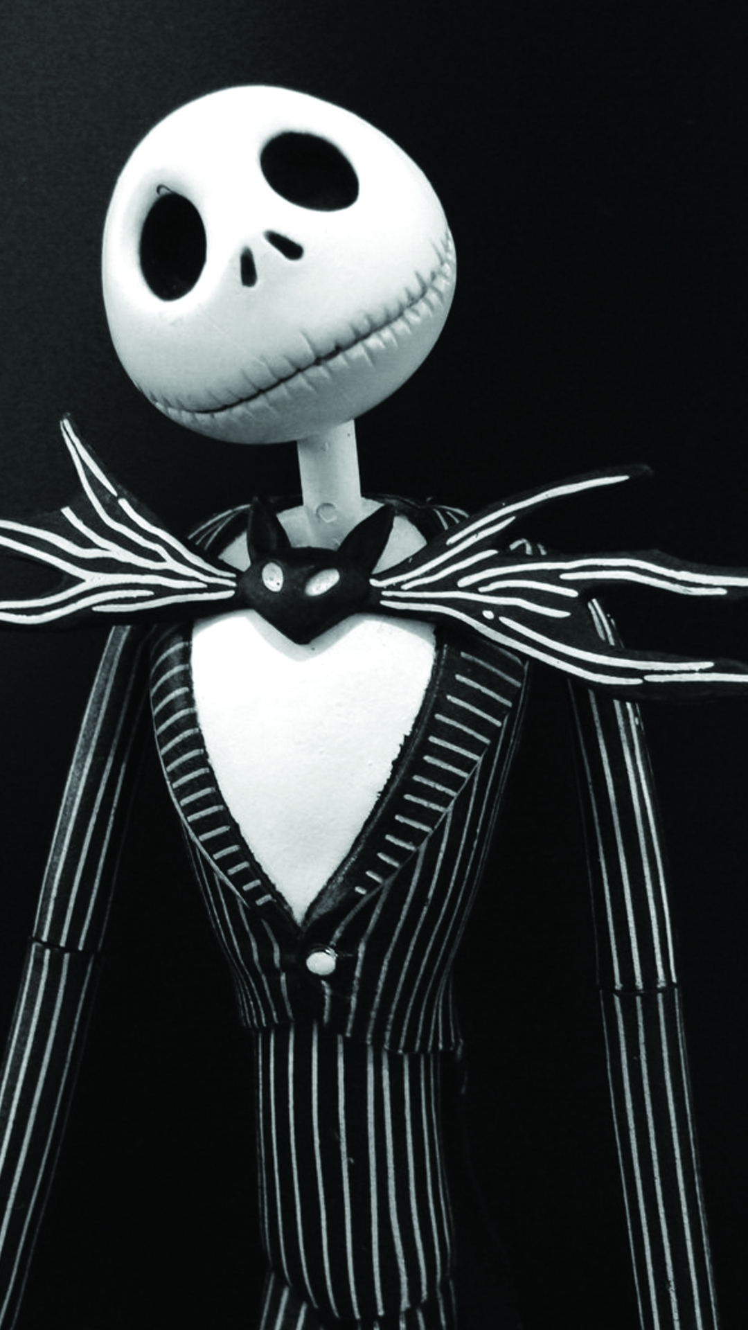 jack skellington nightmare before christmas android wallpaper free