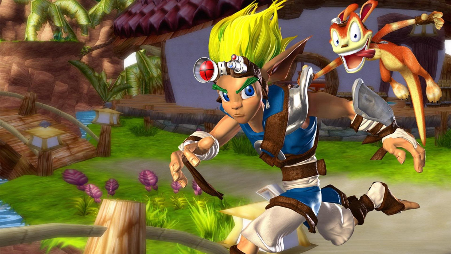 jak and daxter: the precursor legacy full hd wallpaper and