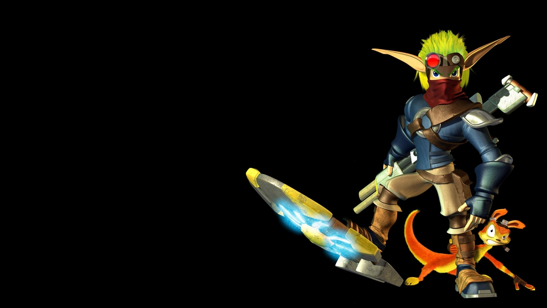 jak and daxter wallpapers hd - media file | pixelstalk