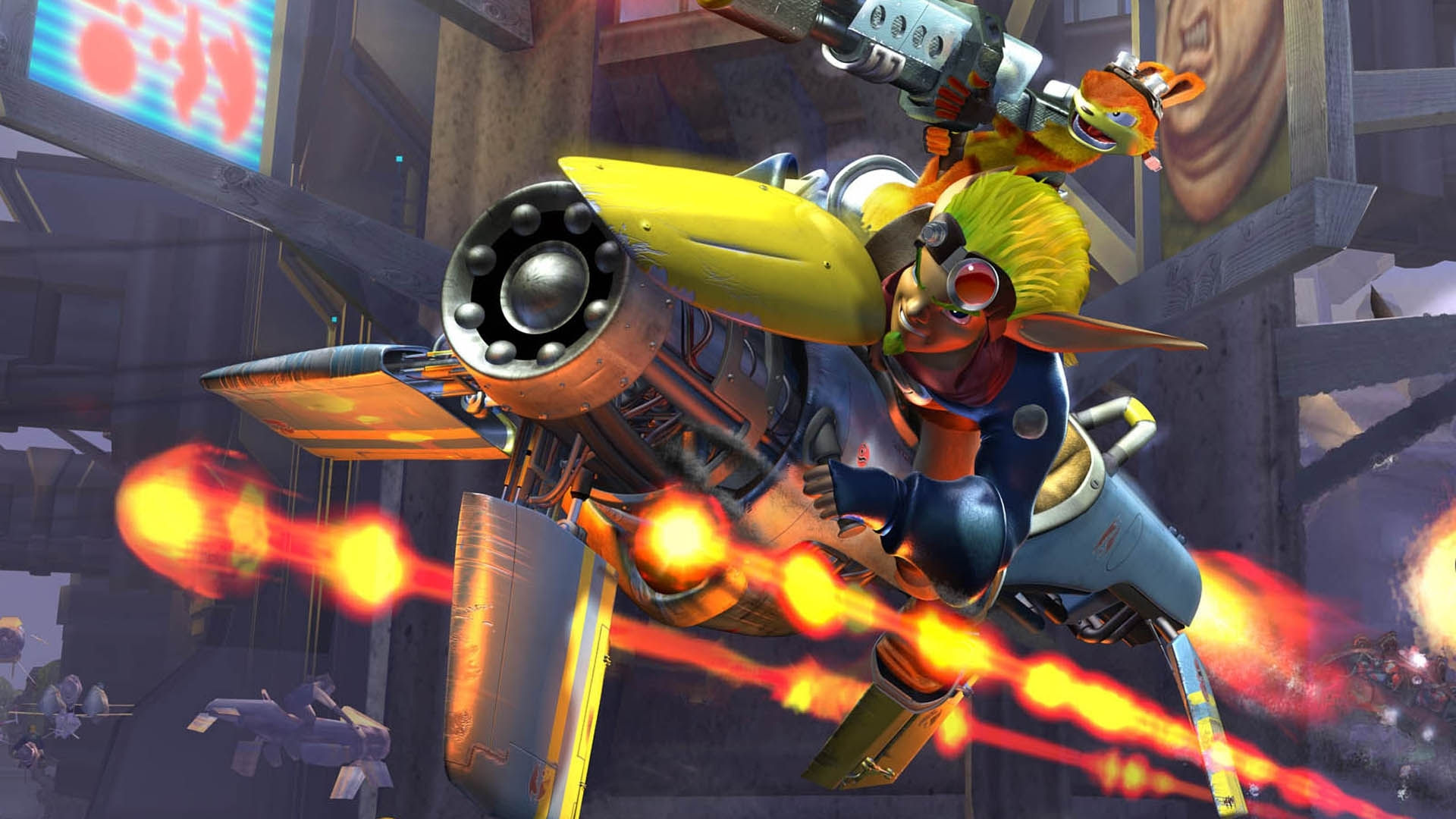 jak ii full hd wallpaper and background image | 1920x1080 | id:567243