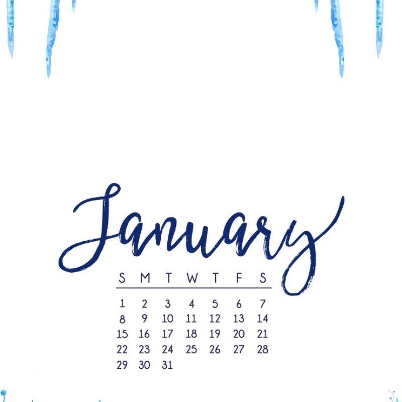 10 New January 2017 Calendar Wallpaper FULL HD 1080p For PC Desktop 2021 free download january 2017 calendar tech pretties dawn nicole designs 1 800x800