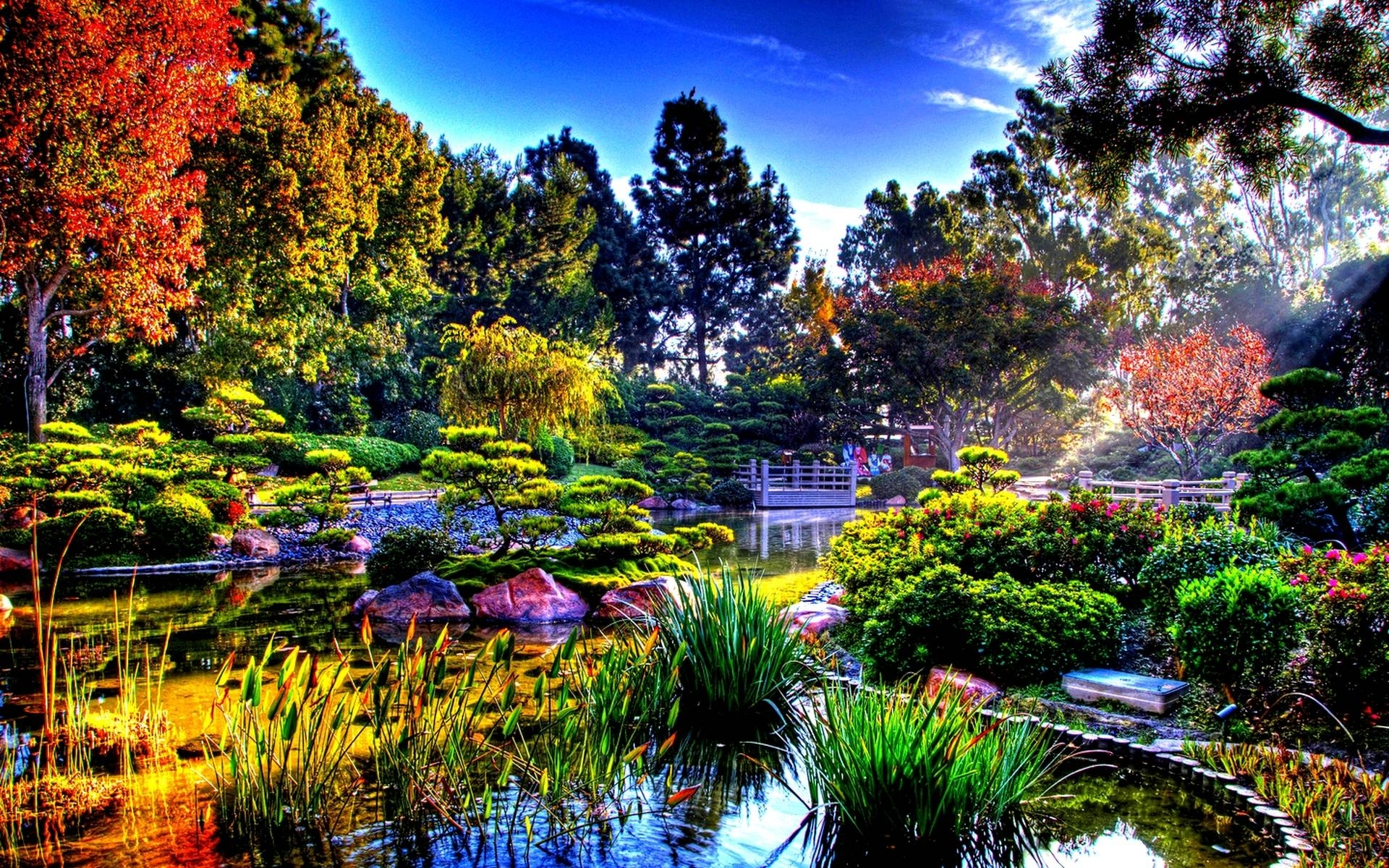japanese garden wallpapers - wallpaper cave
