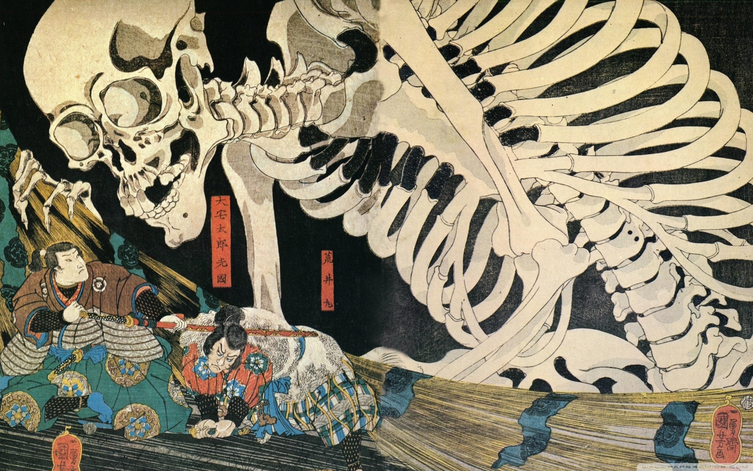 japanese samurai art ❤ 4k hd desktop wallpaper for • tablet