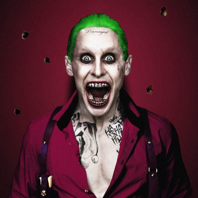 10 New Joker Pictures Suicide Squad FULL HD 1080p For PC Background 2018 free download jared leto as the joker suicide squad 2016camw1n joker 2 800x800