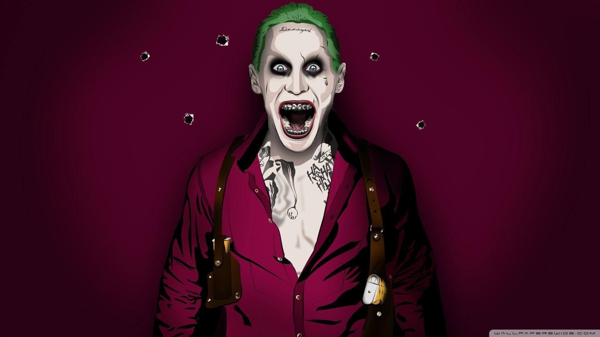 jared leto joker wallpapers - wallpaper cave