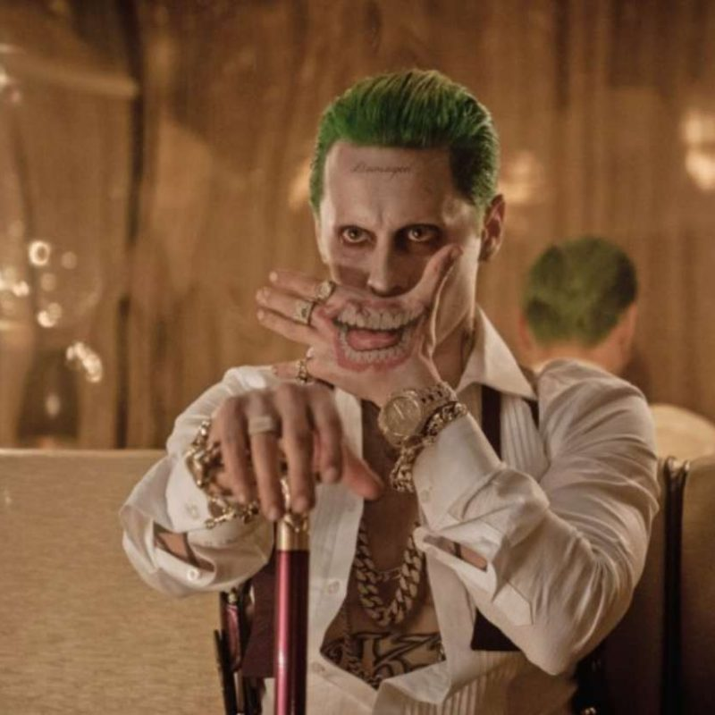 10 Most Popular Joker Suicidé Squad Pictures FULL HD 1080p For PC Desktop 2021 free download jared letos joker tapped for suicide squad 2 gotham city sirens 800x800