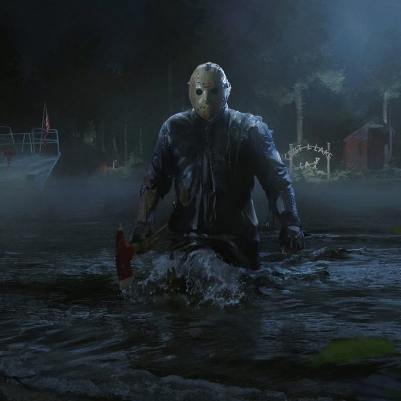 10 Top Jason Voorhees Hd Wallpaper FULL HD 1080p For PC Desktop 2021 free download jason voorhees friday the 13th game wallpaper 44735 1 800x800