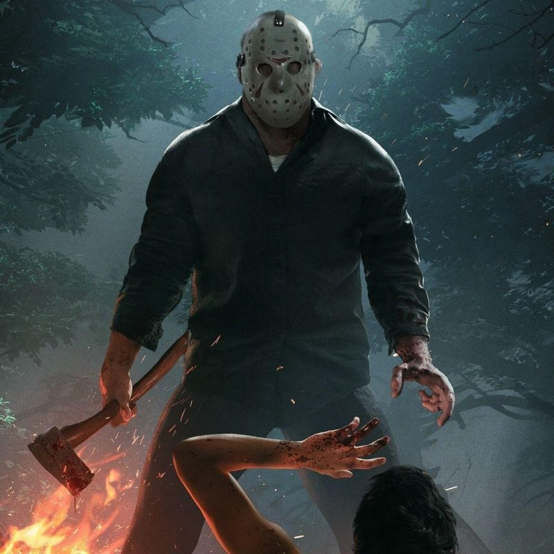 10 Top Jason Voorhees Hd Wallpaper FULL HD 1080p For PC Desktop 2021 free download jason voorhees friday the 13th wallpapers wallpaper cave 800x800
