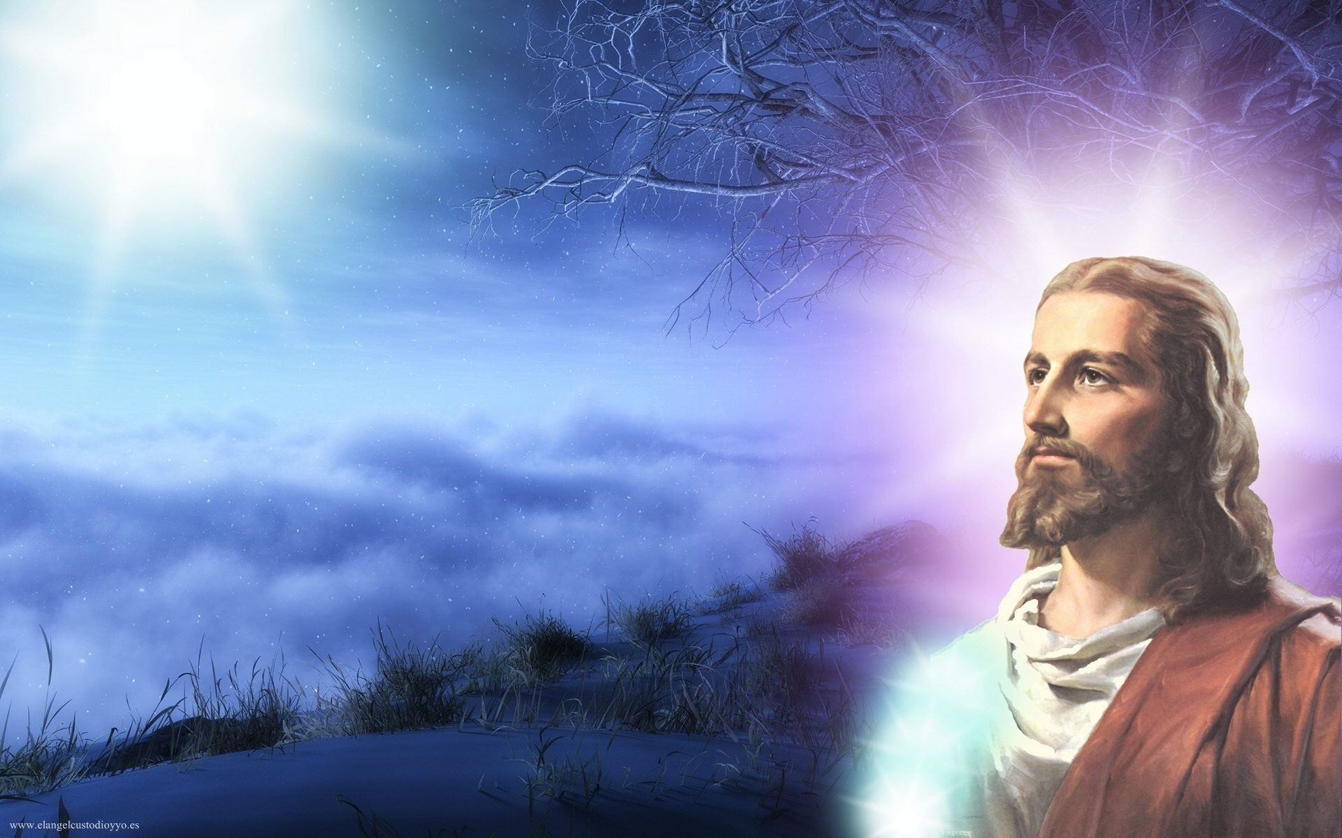 jesus christ background 5 | background check all
