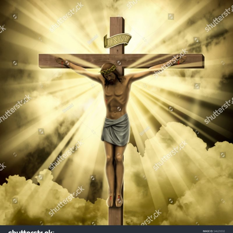 10 New Cross Of Jesus Christ Pics FULL HD 1920×1080 For PC Desktop 2018 free download jesus christ on cross clouds stock illustration 54629332 shutterstock 800x800