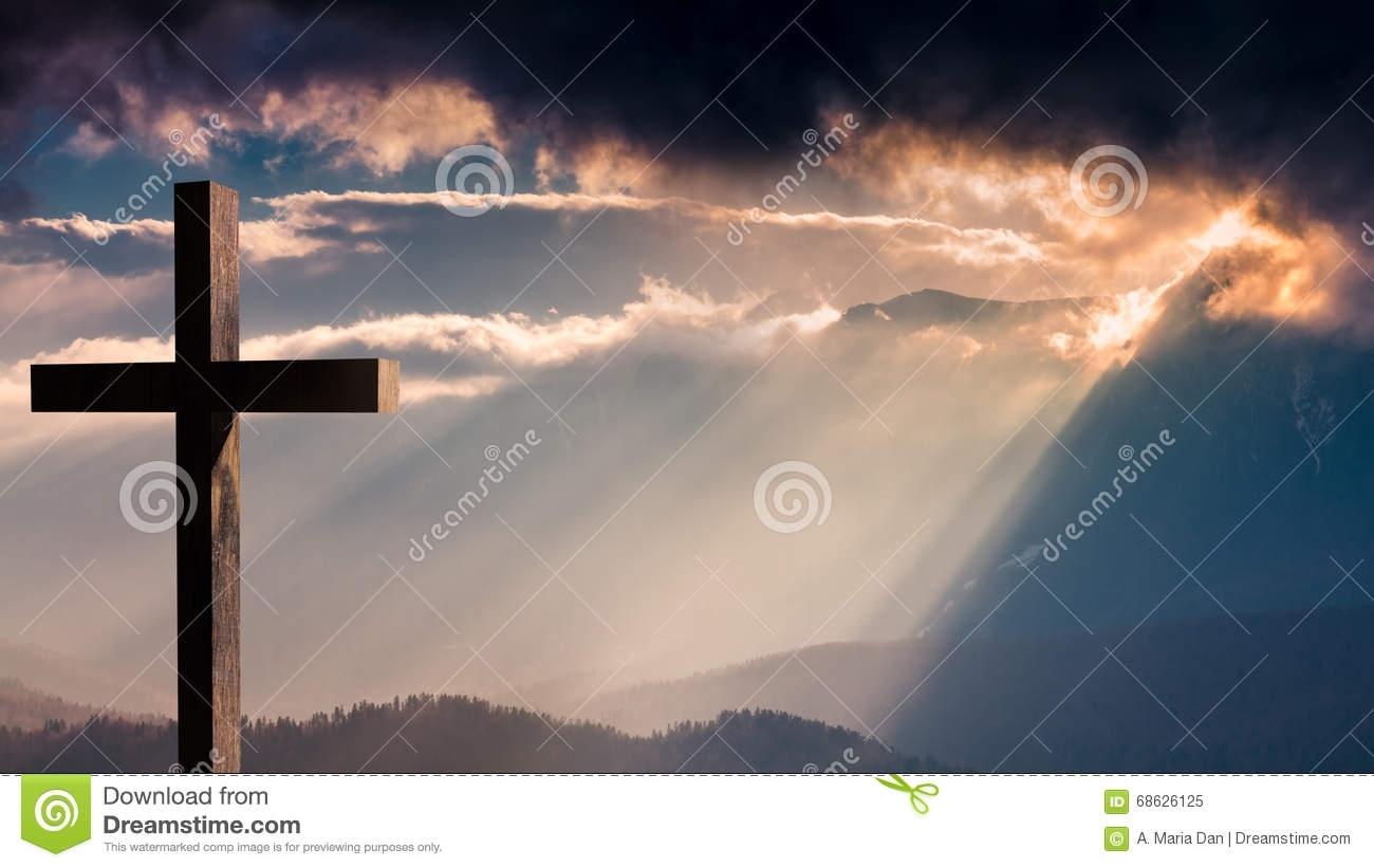 jesus cross stock photos - royalty free pictures