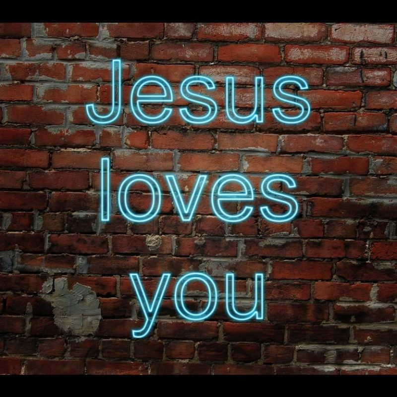 10 Best Jesus Loves You Wallpapers FULL HD 1920×1080 For PC Background 2018 free download jesus loves you wallpaper 16 800x800