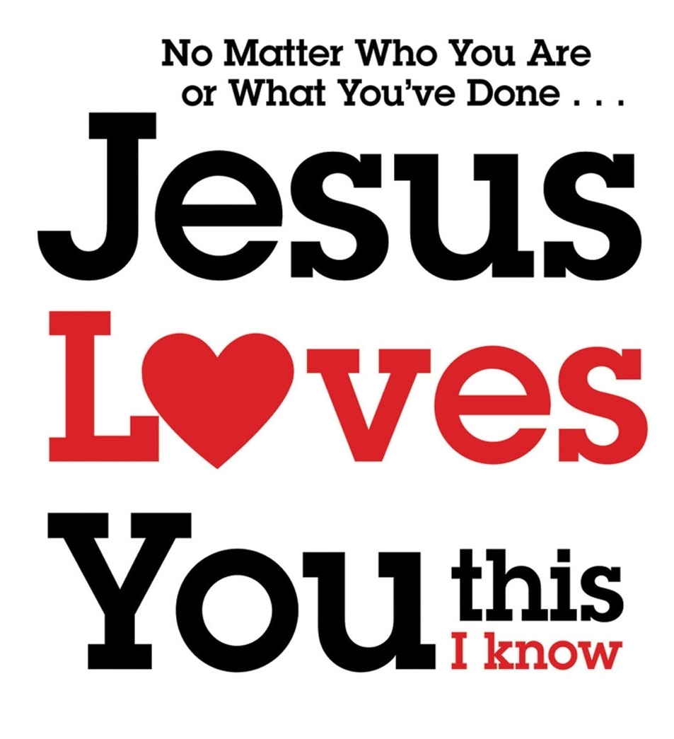 jesus loves you wallpapers – catholic reblog