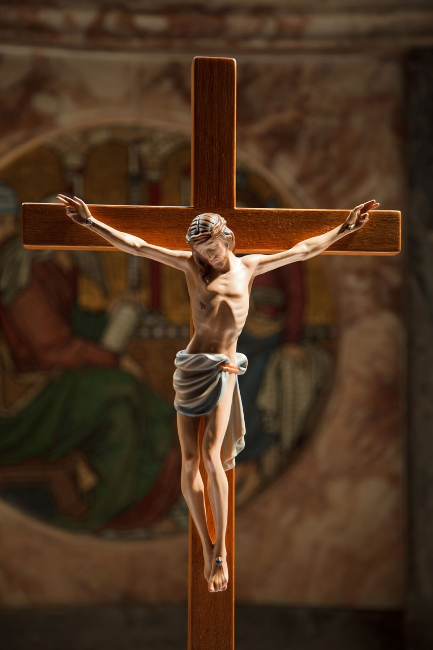 jesus on the cross free stock photo - public domain pictures