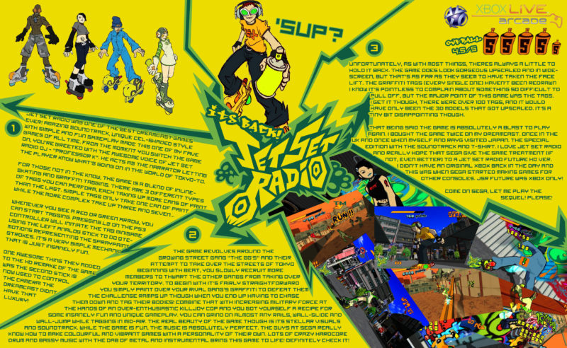 10 Most Popular Jet Set Radio Wallpaper FULL HD 1080p For PC Background 2018 free download jet set radio future hd wallpapers and background images stmed 800x492