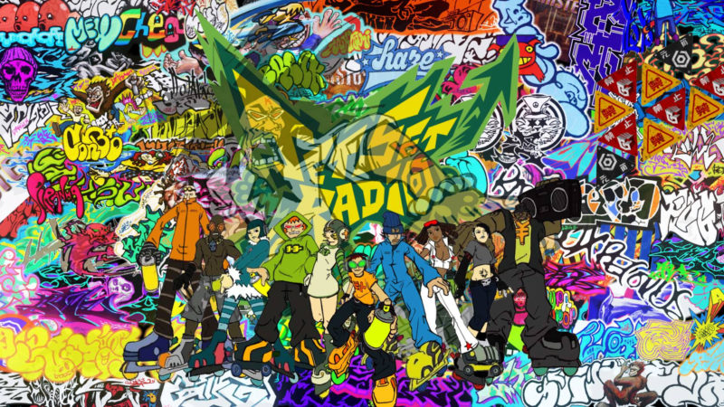 10 Most Popular Jet Set Radio Wallpaper FULL HD 1080p For PC Background 2018 free download jet set radio wallpapers wallpaper cave 1 800x450