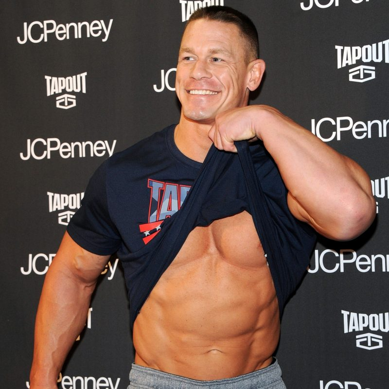10 New John Cena Bodybuilding Photos FULL HD 1080p For PC Desktop 2021 free download john cena interview about health and fitness january 2017 popsugar 800x800