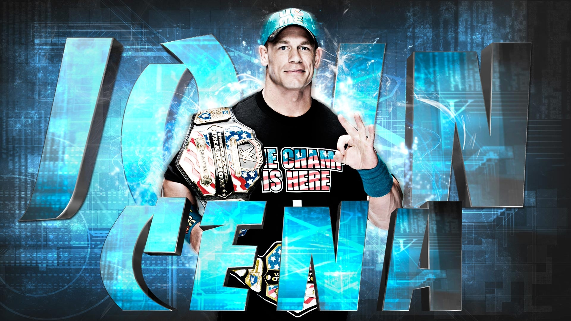 john cena wallpapers hd | pixelstalk
