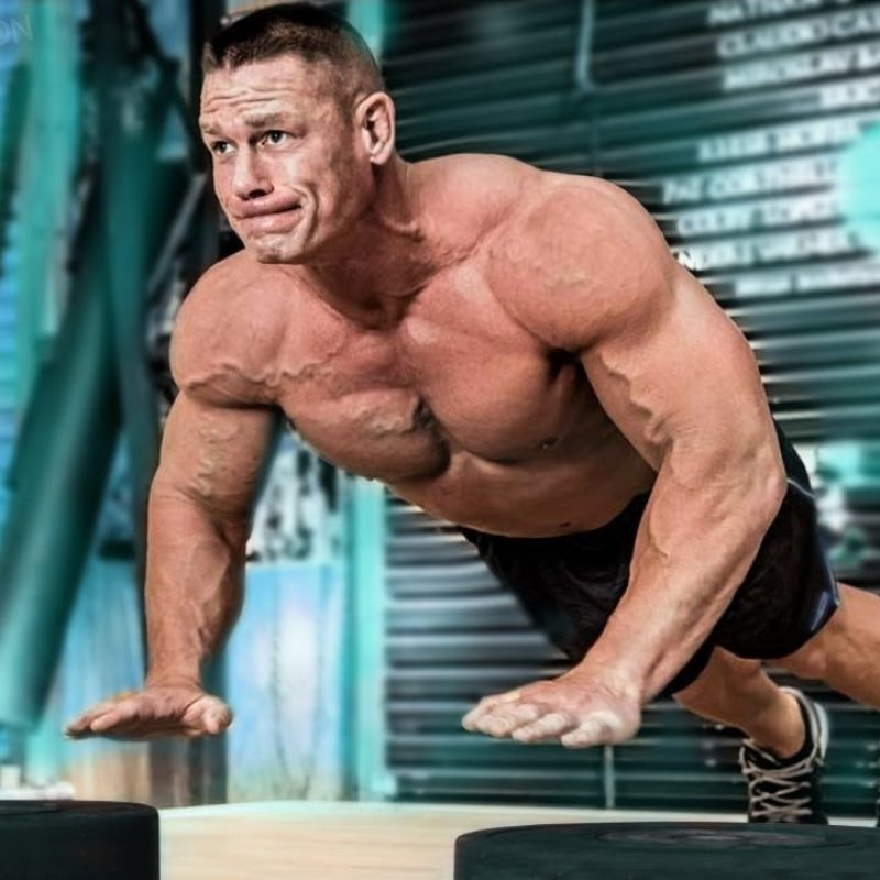 10 New John Cena Bodybuilding Photos FULL HD 1080p For PC Desktop 2021 free download john cena workout motivation wwe training youtube 800x800