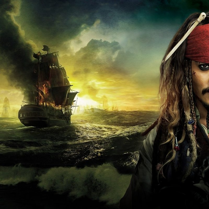 10 Best Pirates Of The Caribbean Wallpaper FULL HD 1080p For PC Background 2020 free download johnny depp pirates of the caribbean on stranger tides 2011 e29da4 4k 4 800x800