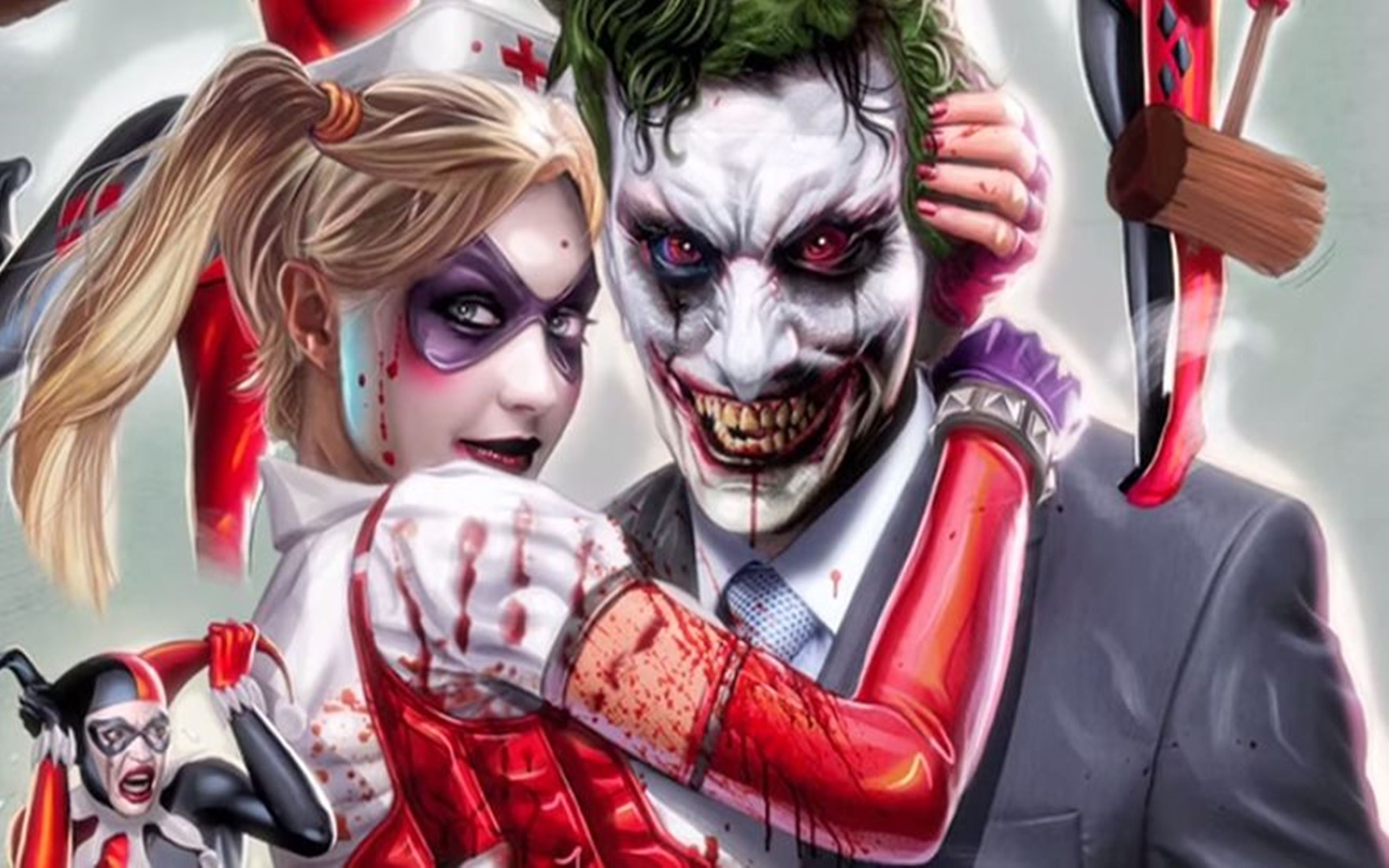 10 New Joker And Harley Wallpaper FULL HD 1080p For PC ...