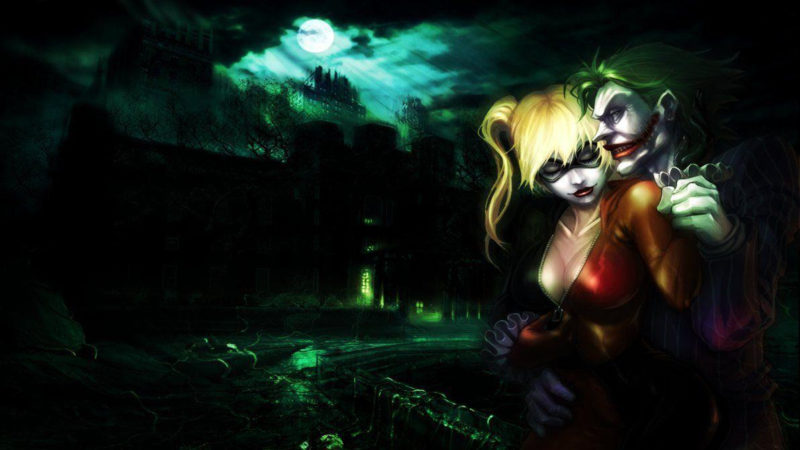 10 New Joker And Harley Wallpaper FULL HD 1080p For PC Background 2018 free download joker and harley quinn wallpapers wallpaper cave 1 800x450