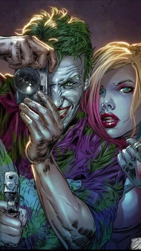 10 New Joker And Harley Wallpaper FULL HD 1080p For PC Background 2018 free download joker and harley wallpaper iphone 2019 3d iphone wallpaper 450x800