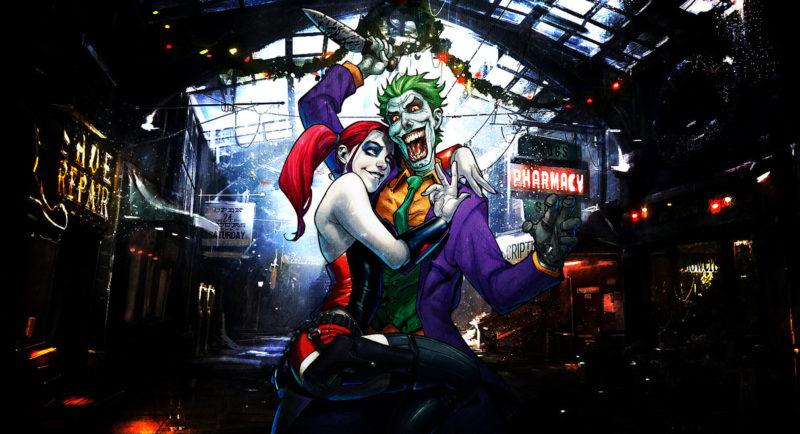 10 New Joker And Harley Wallpaper FULL HD 1080p For PC Background 2018 free download joker harley quinn wallpaper sf wallpaper 800x434