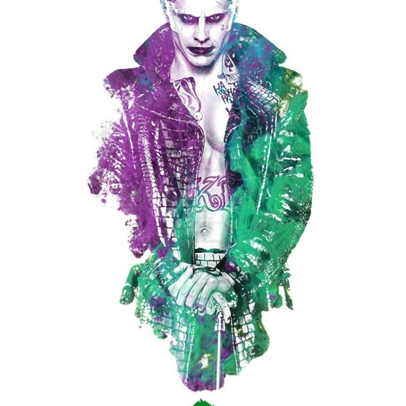 10 New Joker Pictures Suicide Squad FULL HD 1080p For PC Background 2018 free download joker suicide squadthe ginger artist on deviantart 800x800