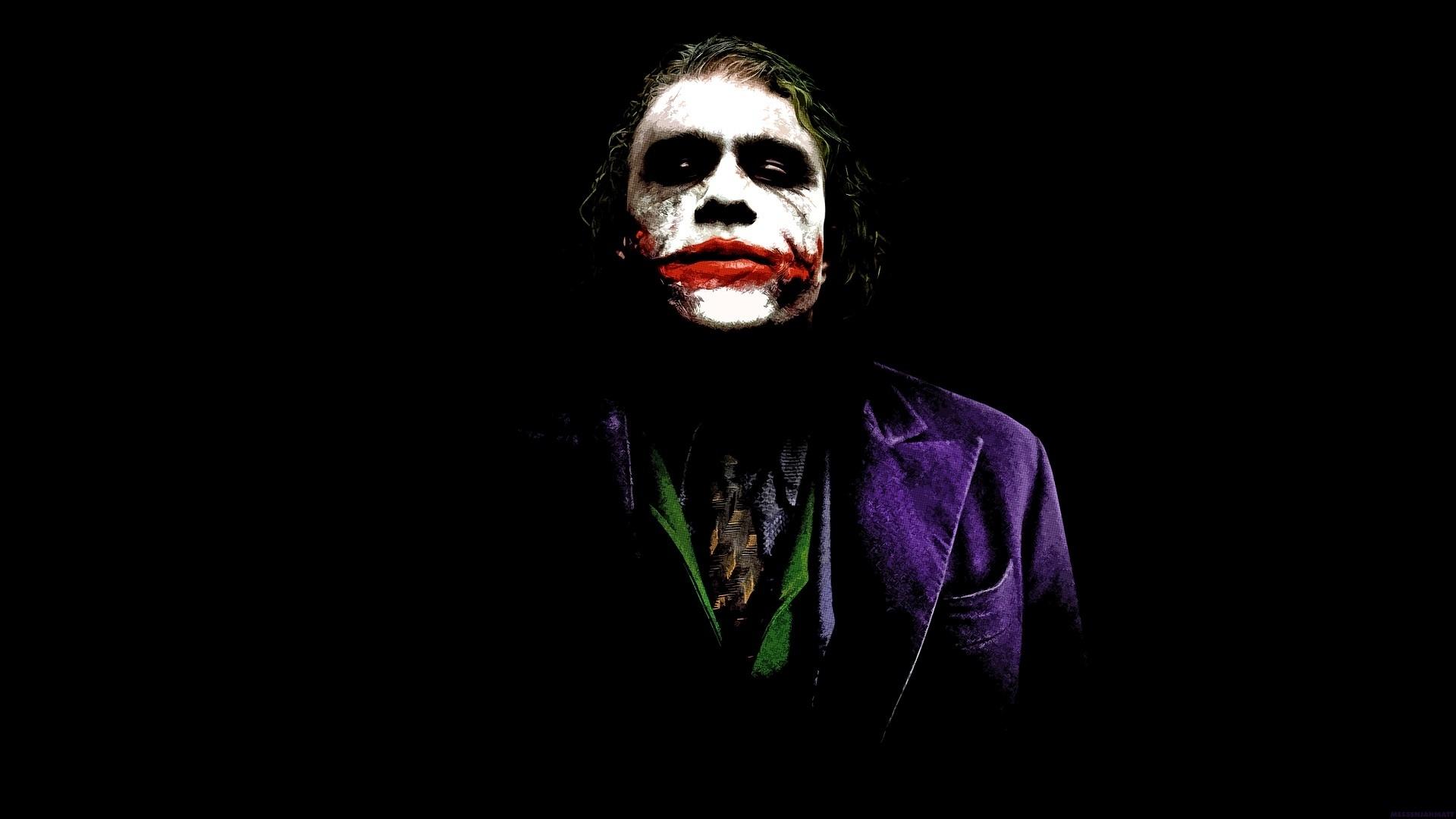 10 Top Heath Ledger Joker Wallpapers Full Hd 1080p For Pc Background